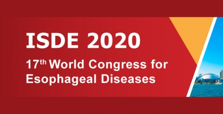17th ISDE World Congress for Esophageal Diseases: inscrições a decorrer