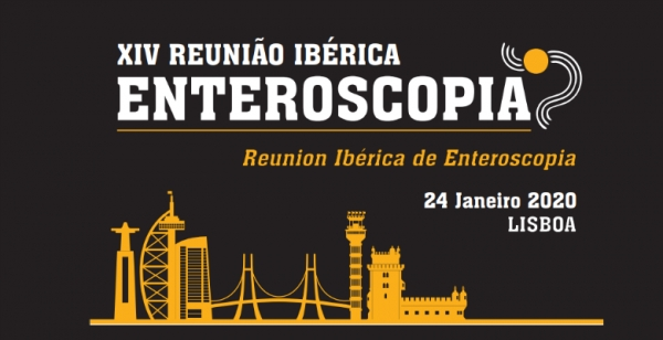Save the date: XIV Reunião Ibérica Enteroscopia