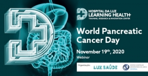 Inscrições abertas: webinar Dia Mundial do Cancro do Pâncreas