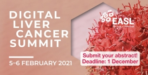 Marque na agenda: Digital Liver Cancer Summit