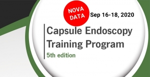 5th Capsule Endoscopy Training Program com novas datas
